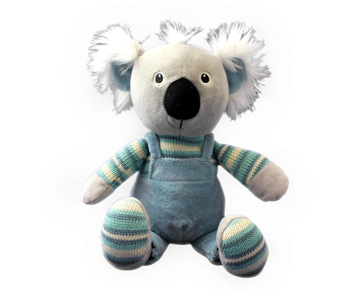 Plush Toy Koala - Blue    Trada Marketplace