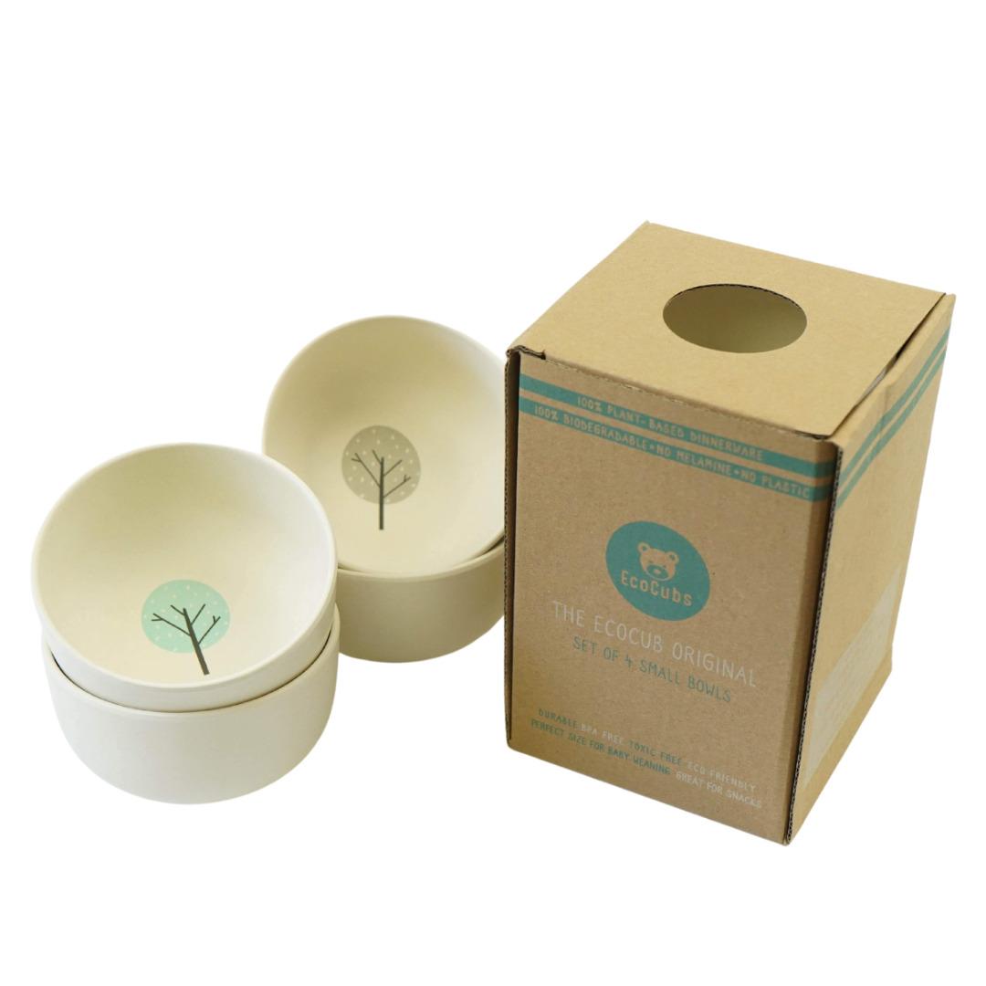 Set of 4 Small Bowls | Trada Marketplace