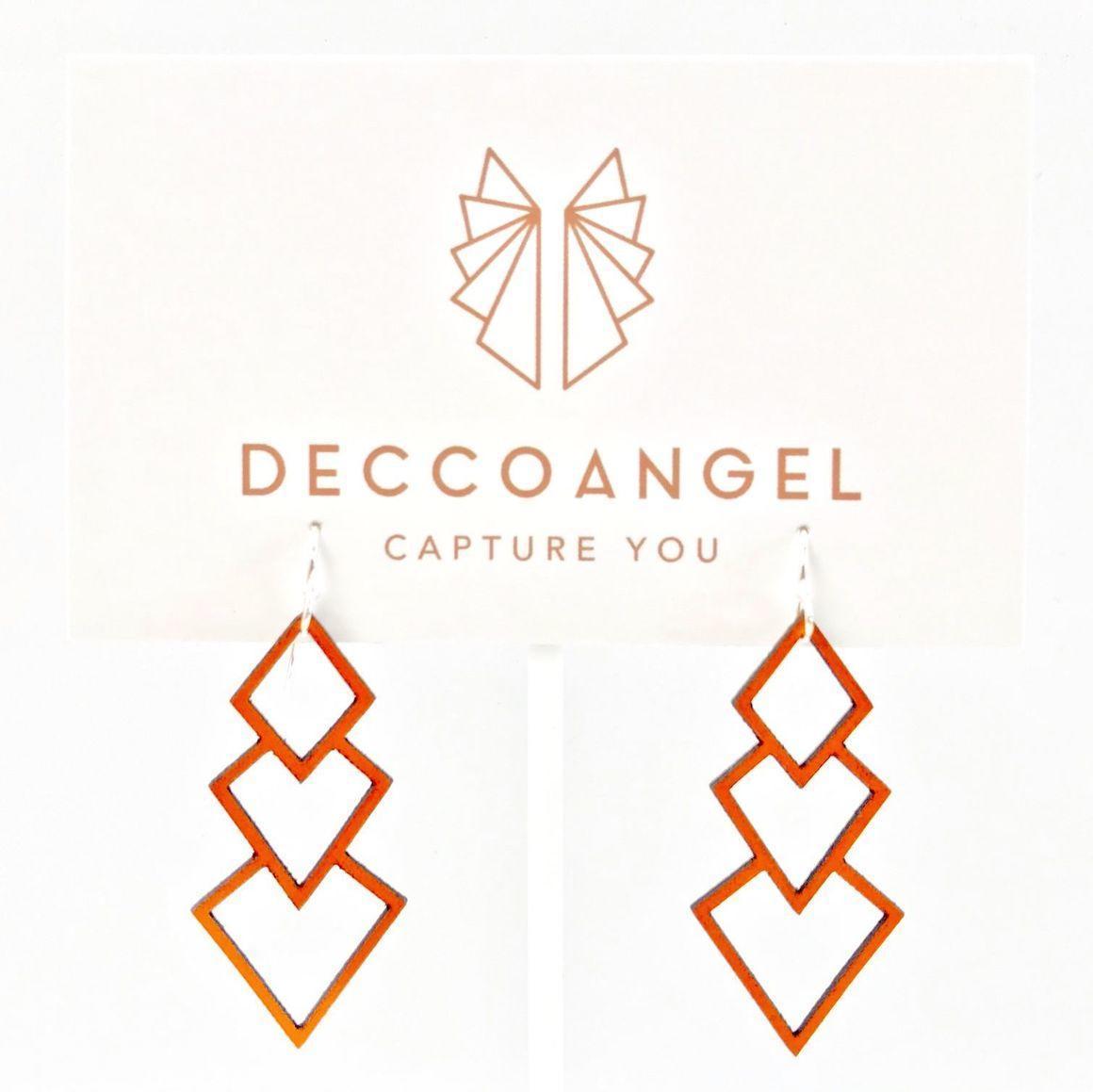 Diamond Trio Earrings | Trada Marketplace