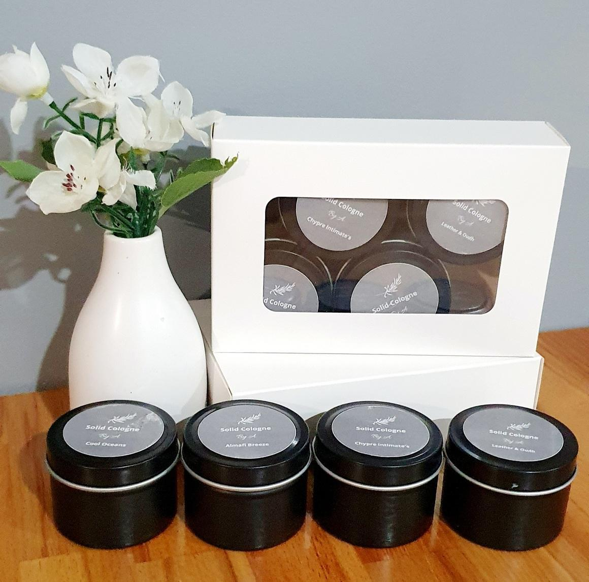 Solid Cologne Gift Pack   Trada Marketplace
