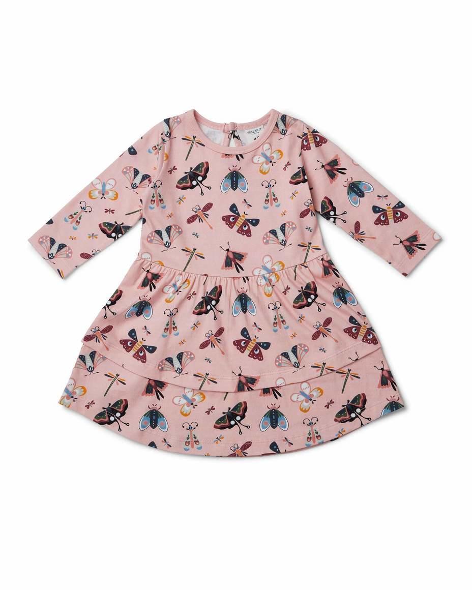 Lucky Dress Butterfly Pink | Trada Marketplace