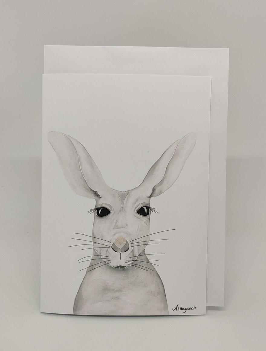 Devan the Kangaroo Card | Trada Marketplace