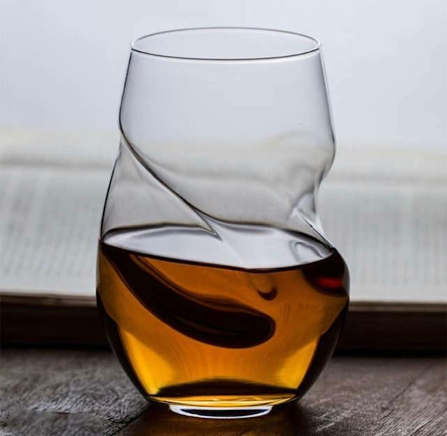Twisted Stemless Wine/Gin/Whisky Glassess    Trada Marketplace