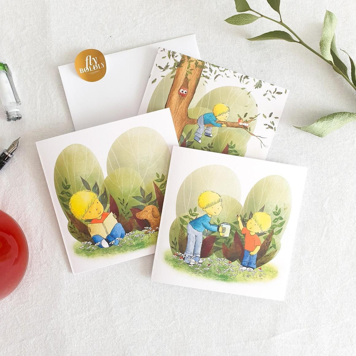 Discover Greeting Card Collection    Trada Marketplace