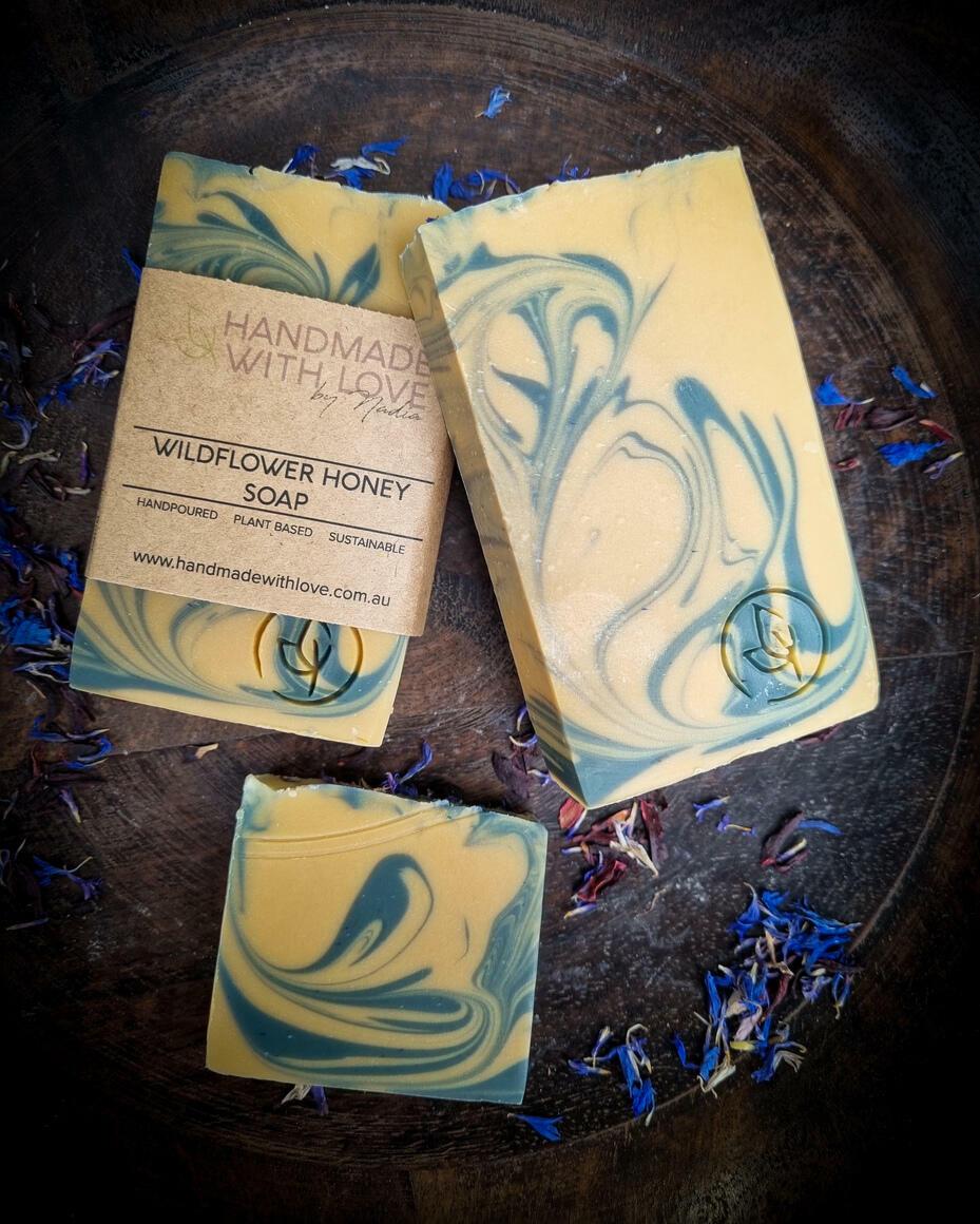 Wildflower Honey Soap | Trada Marketplace