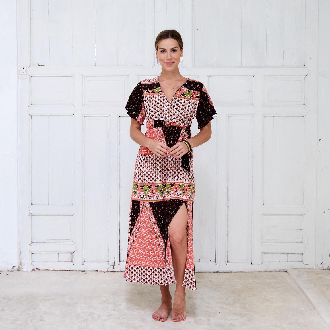 Peach empire dress - Pack of 2 | Trada Marketplace