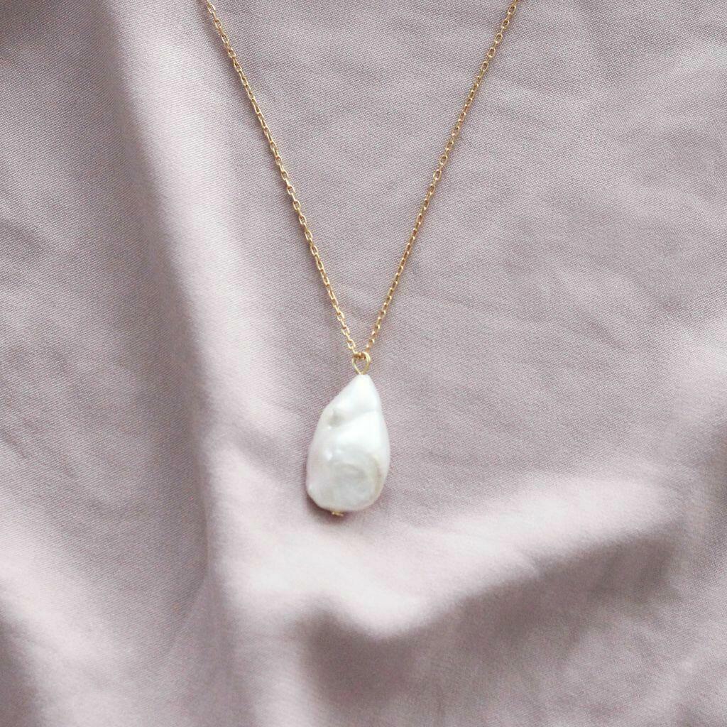 Daphne necklace Gold | Trada Marketplace