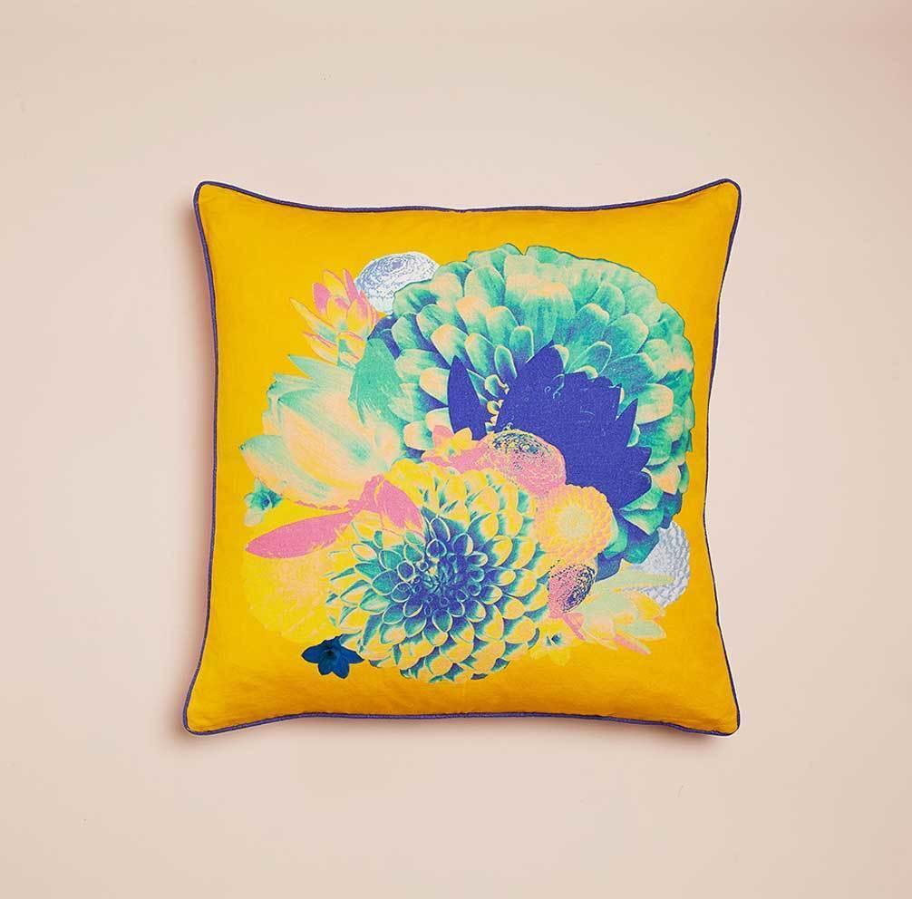 Bloom Cushion (double-sided)   Trada Marketplace