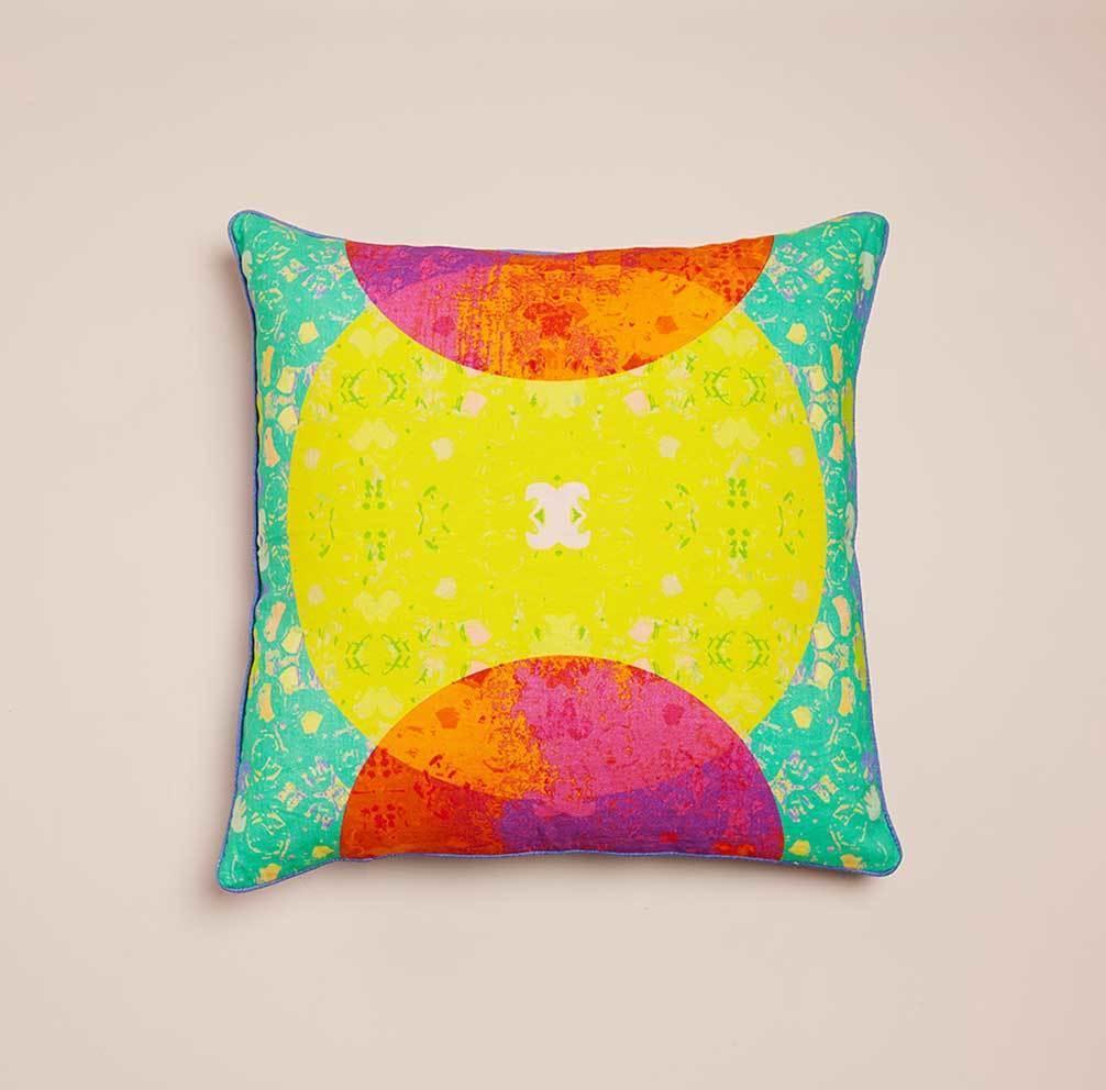 Confetti Cushion (double-sided)   Trada Marketplace