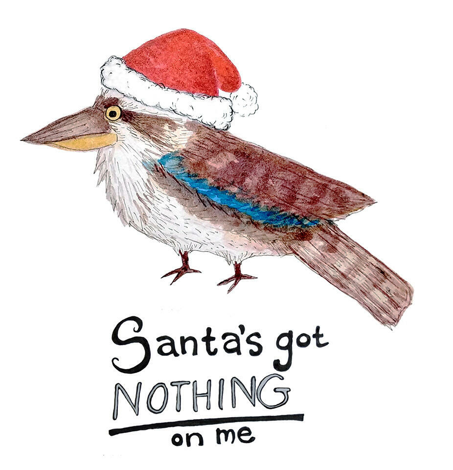Santa's Got Nothing on me   Trada Marketplace
