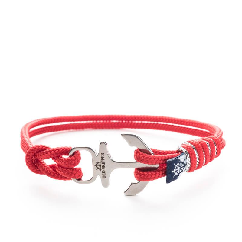 Aurora - - Nautical Rope Anchor Bracelet | Trada Marketplace