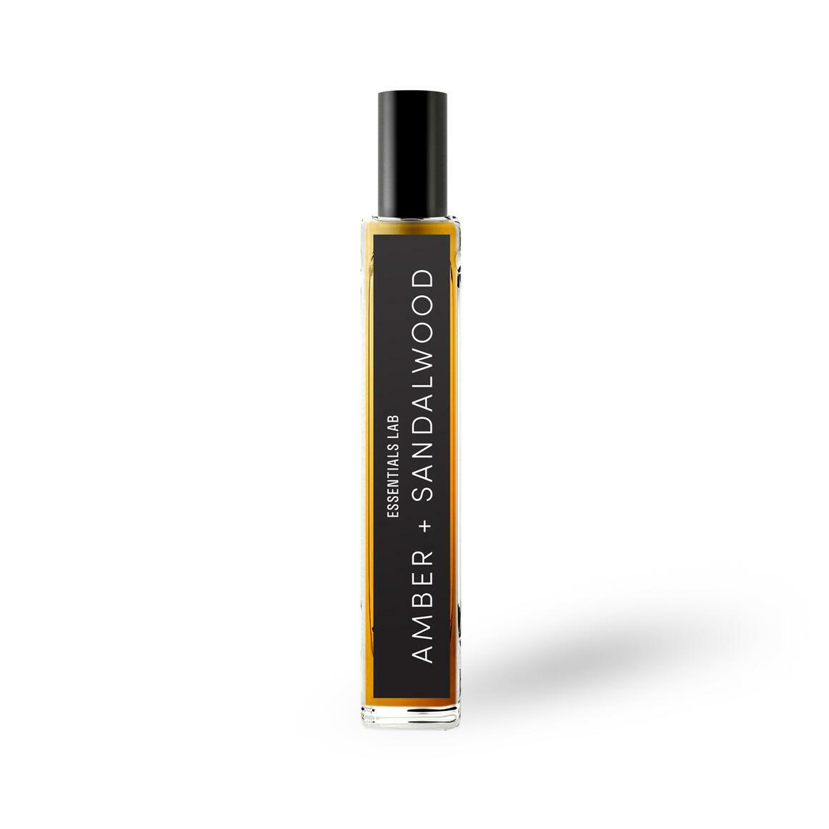 Amber Sandalwood roll on perfume   Trada Marketplace