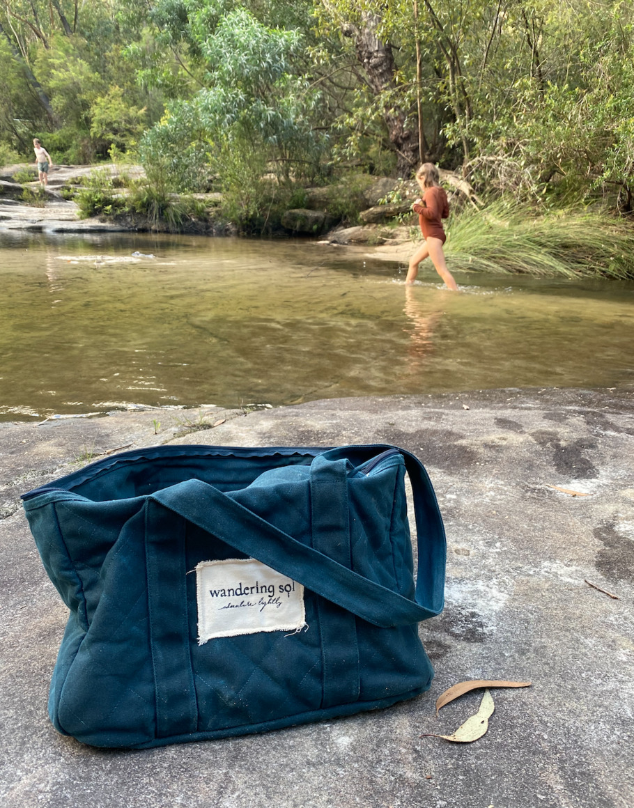 THE COOL DOWN eco insulated cooler bag | Trada Marketplace