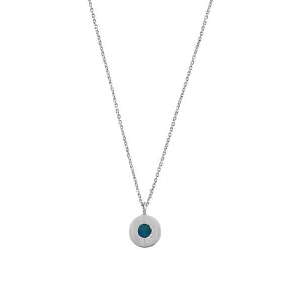 Small Opal Necklace | Trada Marketplace