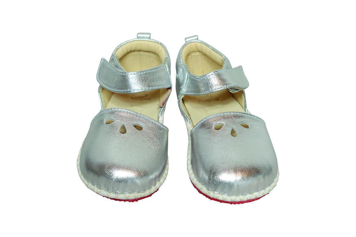Cornish Tear Shoe Silver   Trada Marketplace