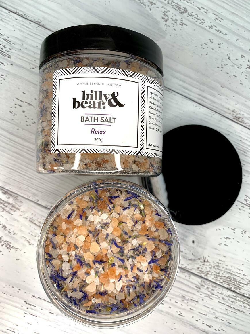 Bath Salts - Relax | Trada Marketplace