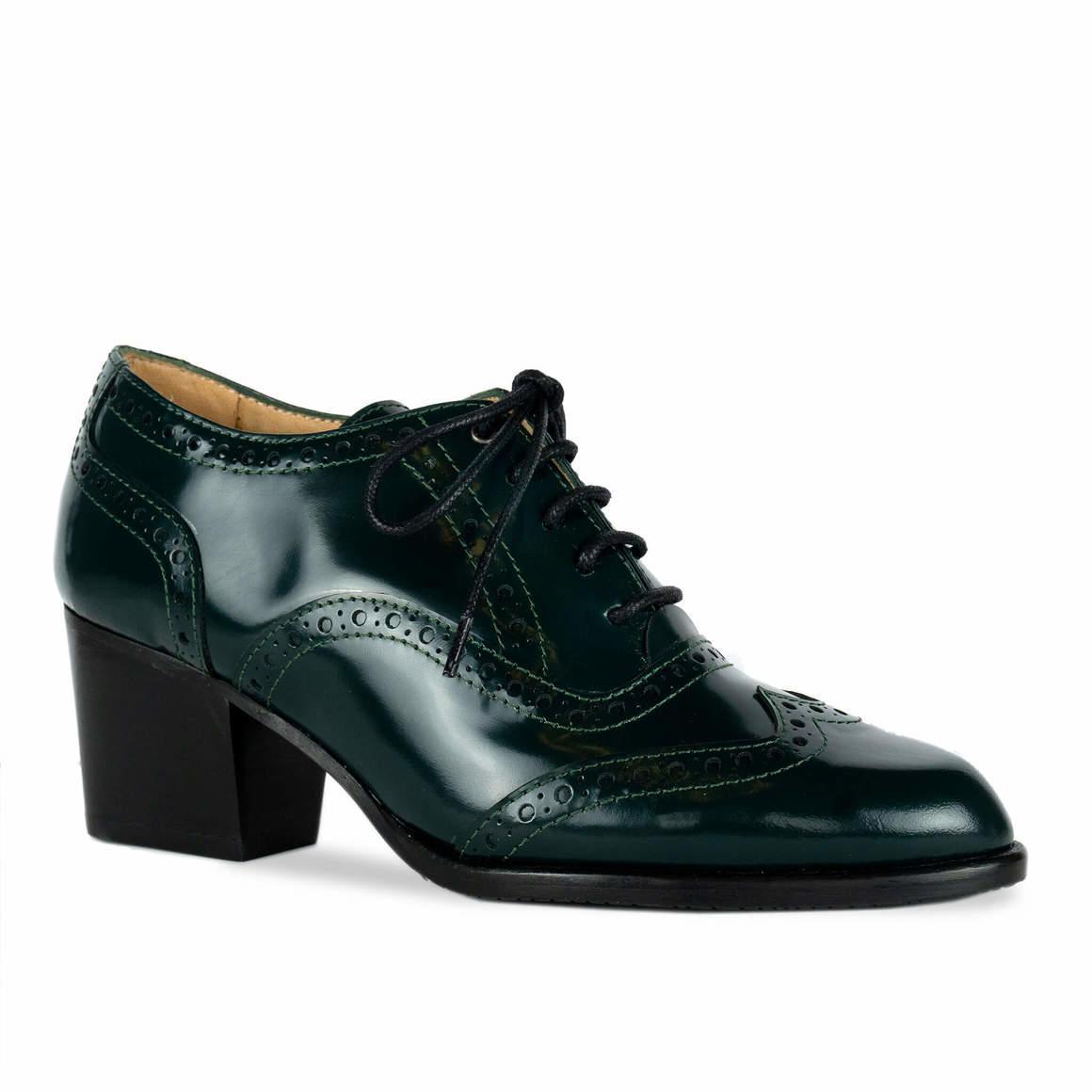 Glen: Leather Oxford   Trada Marketplace
