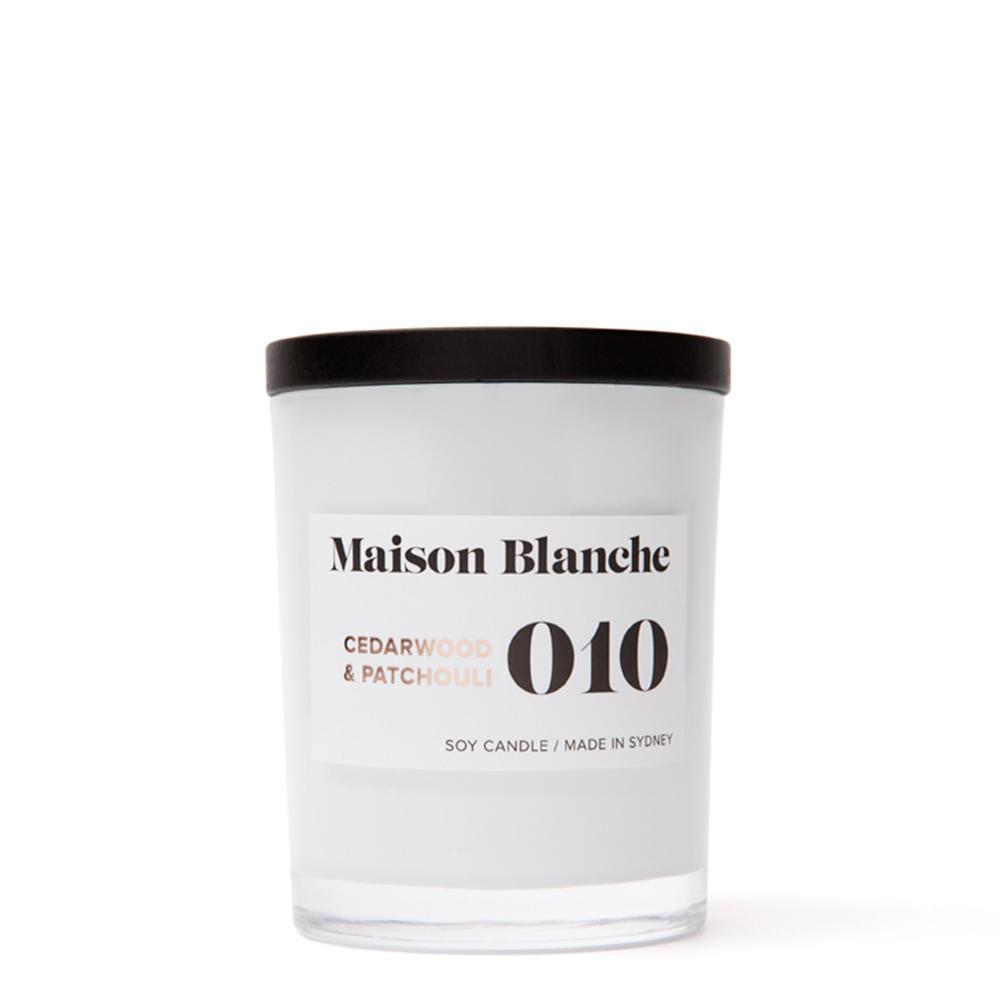 Cedarwood & Patchouli / Medium Candle | Trada Marketplace
