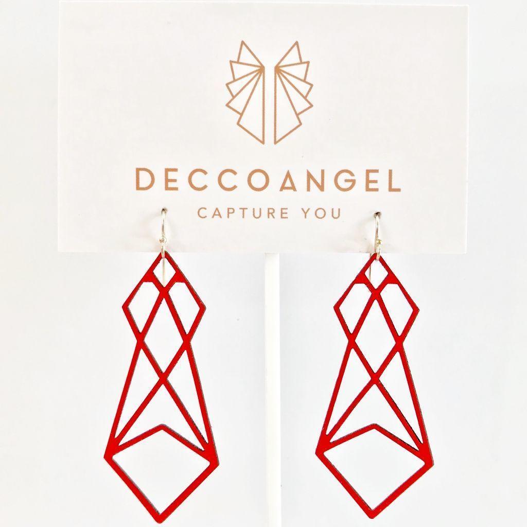 Geometrics Earrings | Trada Marketplace