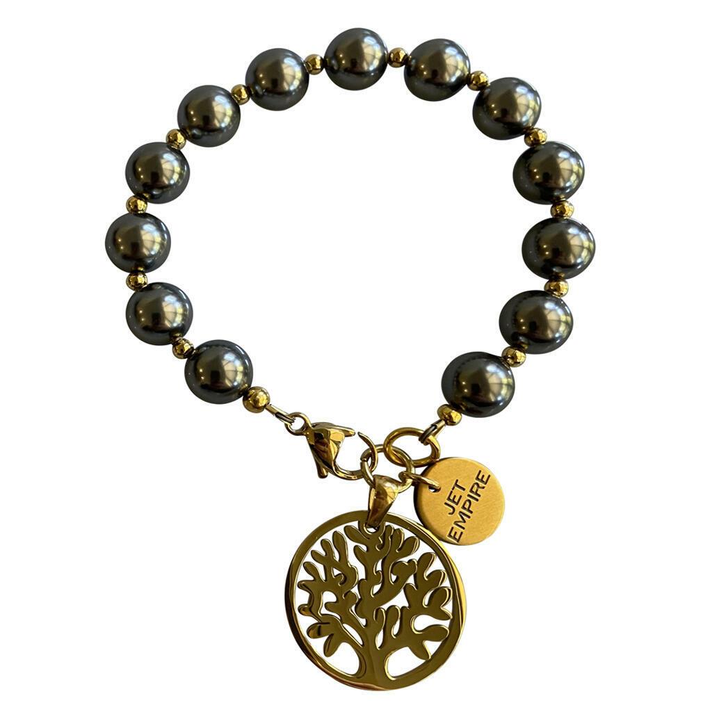 One Tree Hill - Grey (Gold) | Trada Marketplace