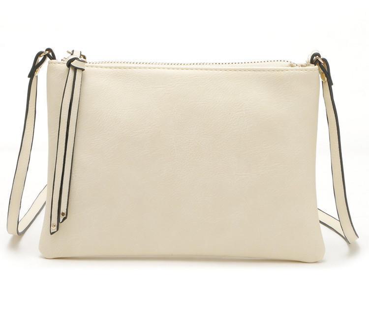 THSB1006: Off White: Avalon Cross Bag | Trada Marketplace