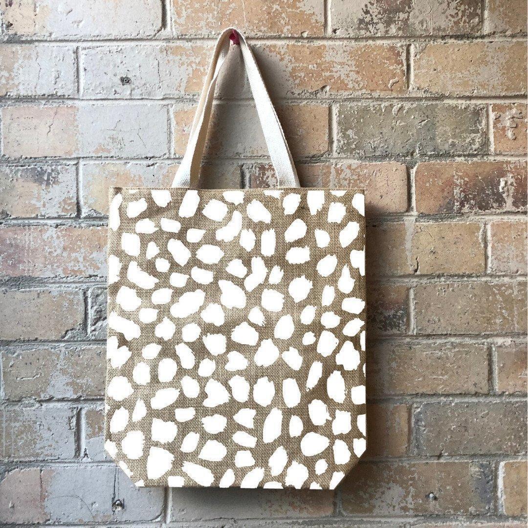Fashionista (spots) Junior Casual Shopper White   Trada Marketplace