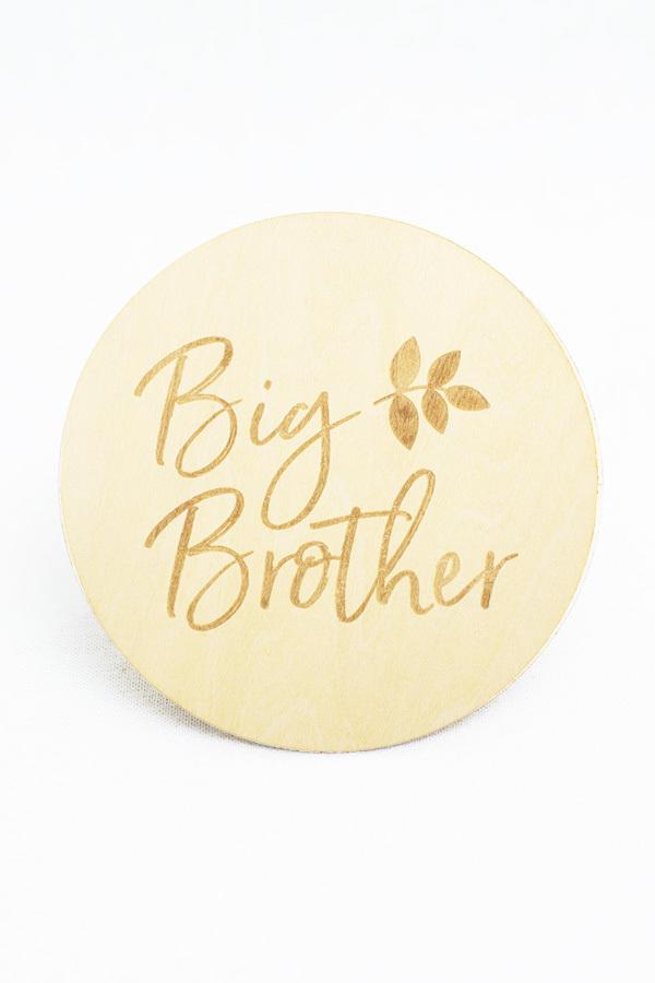 Big Brother Milestone Disc   Trada Marketplace