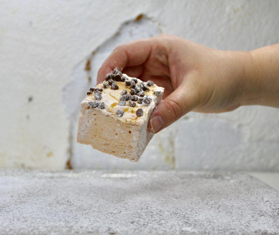 Butterscotch, Caramel & Choc Chip Marshmallows | Trada Marketplace