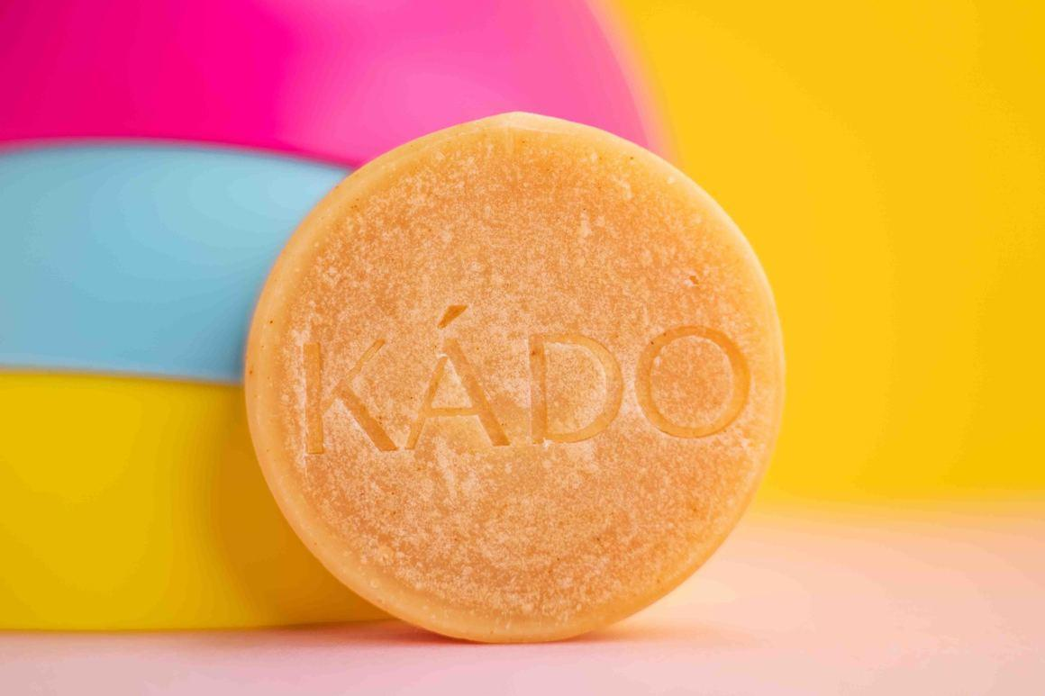 Mango Shampoo Bar - Frizz control and Dry hair | Trada Marketplace