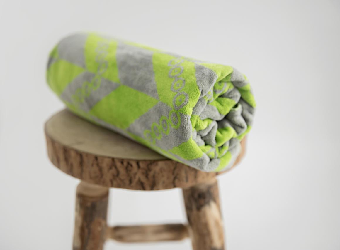 Herringbone  towel   Trada Marketplace