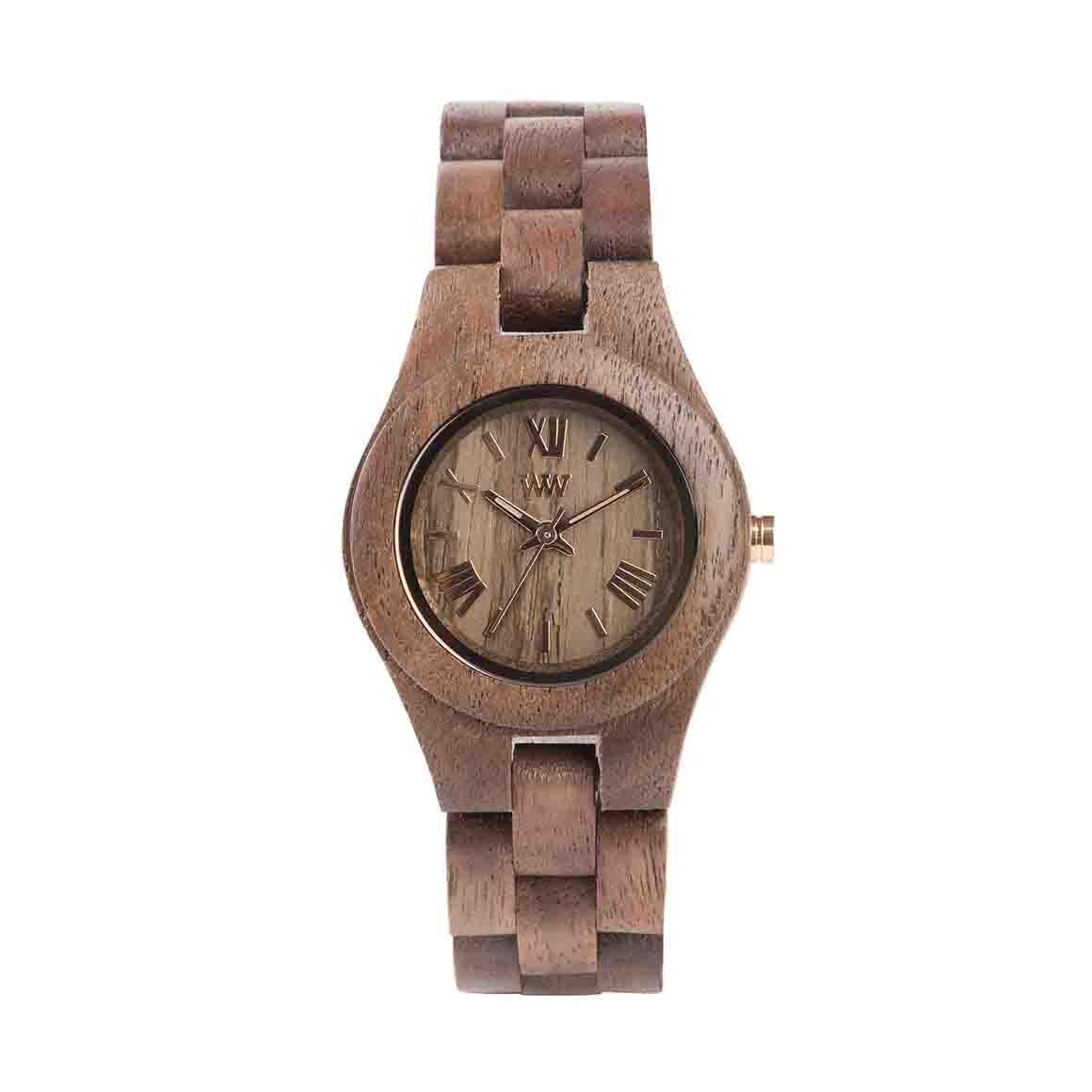 Criss Nut Wood Watch   Trada Marketplace