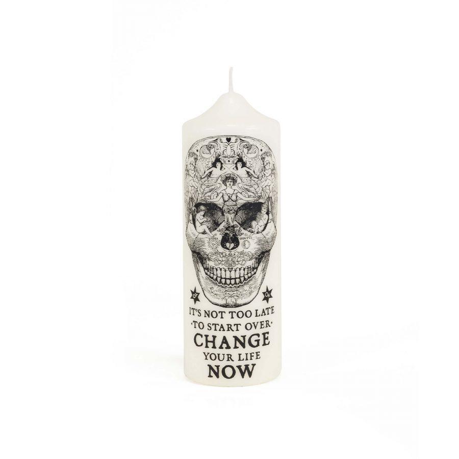 CORETERNO CHANGE PILLAR CANDLE | Trada Marketplace