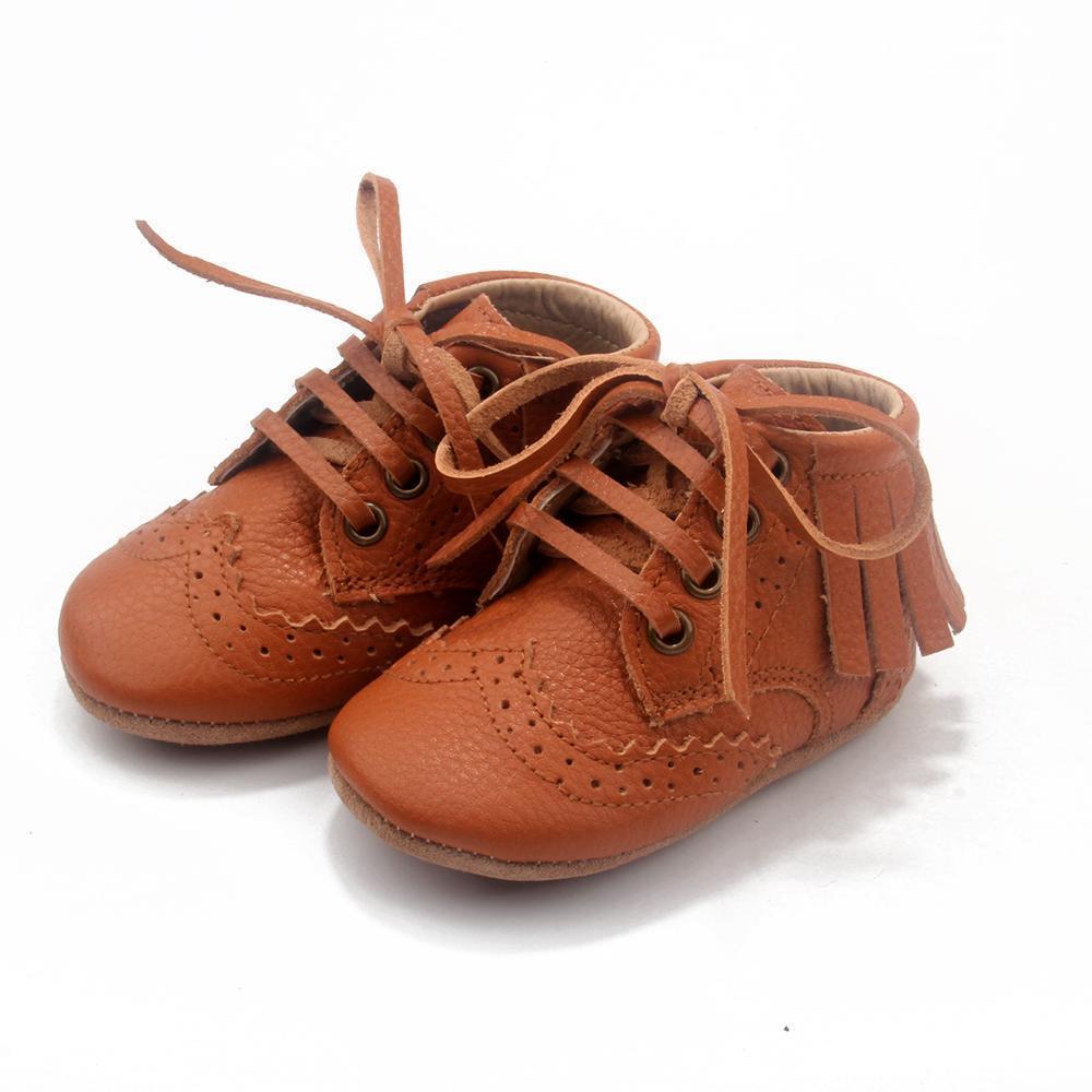 Blake Boot Collection - 100% Leather - Tan | Trada Marketplace