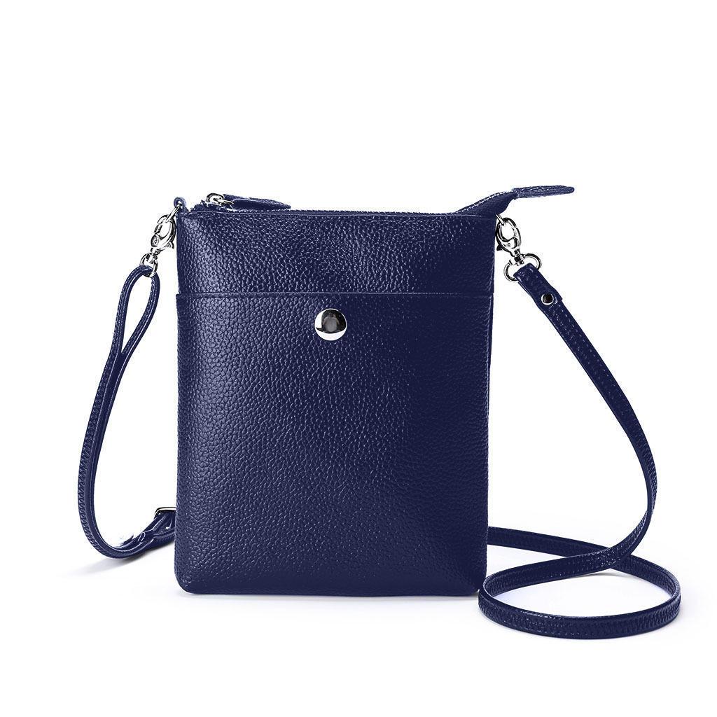 THSB1001: Navy: Amanda Cross Bag | Trada Marketplace