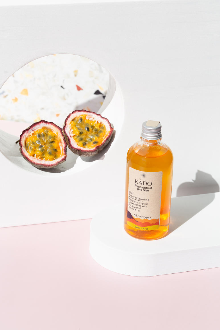 Nourishing Hair Oil - KÁDO Passion | Trada Marketplace