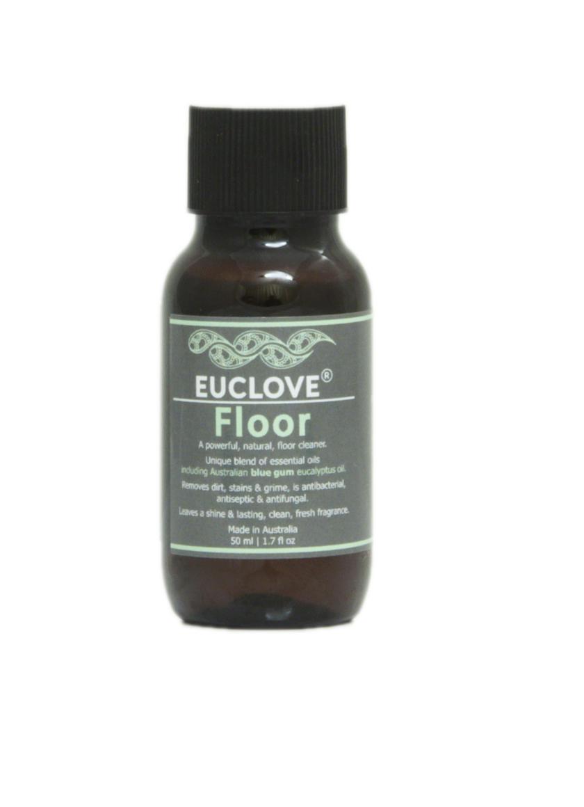 Euclove Floor Cleaner 50 ml Travel Size | Trada Marketplace
