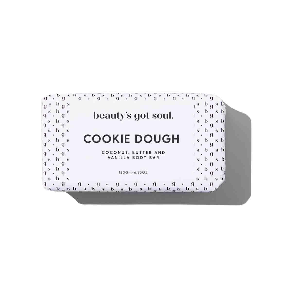 Beautys Got Soul Cookie Dough Body Bar 180g   Trada Marketplace