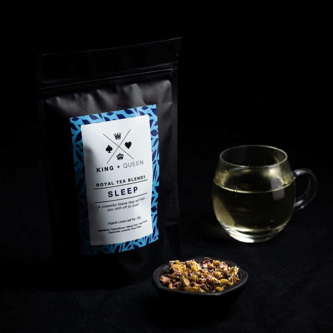 Sleep - Soothing Bedtime Herbal Tea Blend   Trada Marketplace
