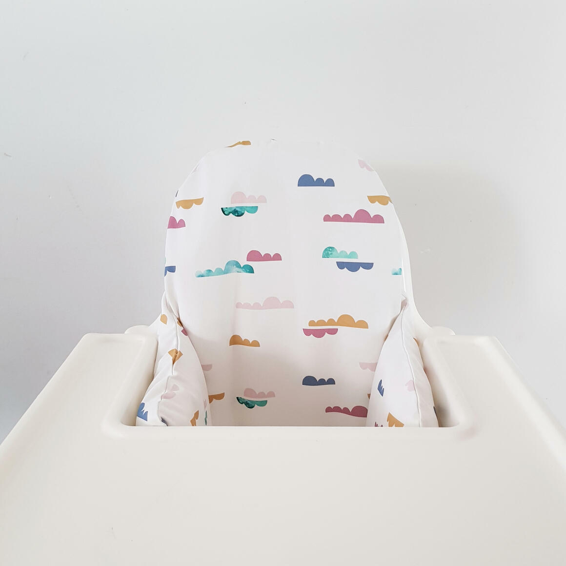 Highchair cushion cover - Clouds   Trada Marketplace