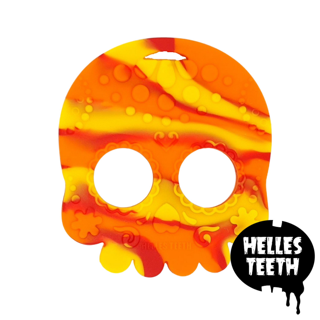 Sugar Skull Lava Melt | Trada Marketplace