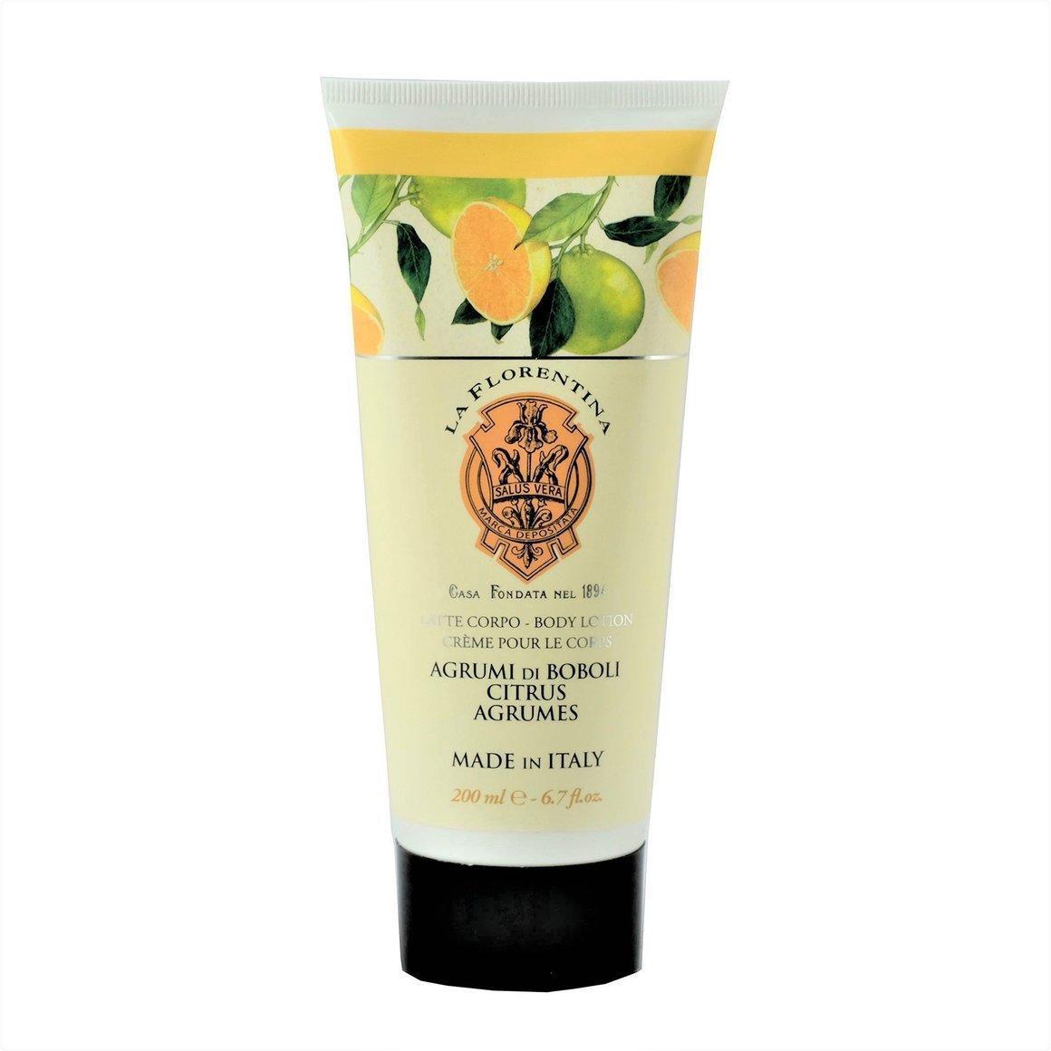 La Florentina Boboli Citrus Body Lotion Natural Tuscan Moisturising 200 ml   Trada Marketplace