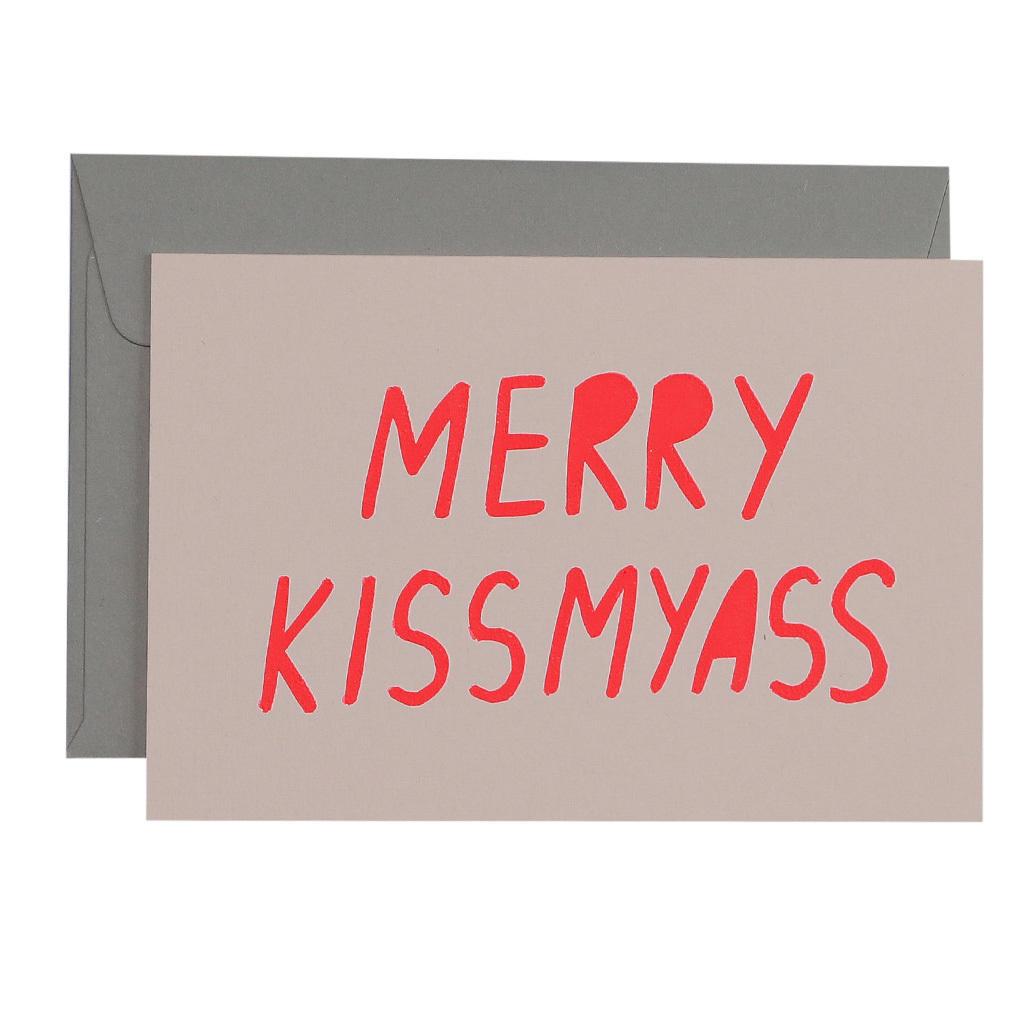 MERRY KISSMYASS - various colours   Trada Marketplace