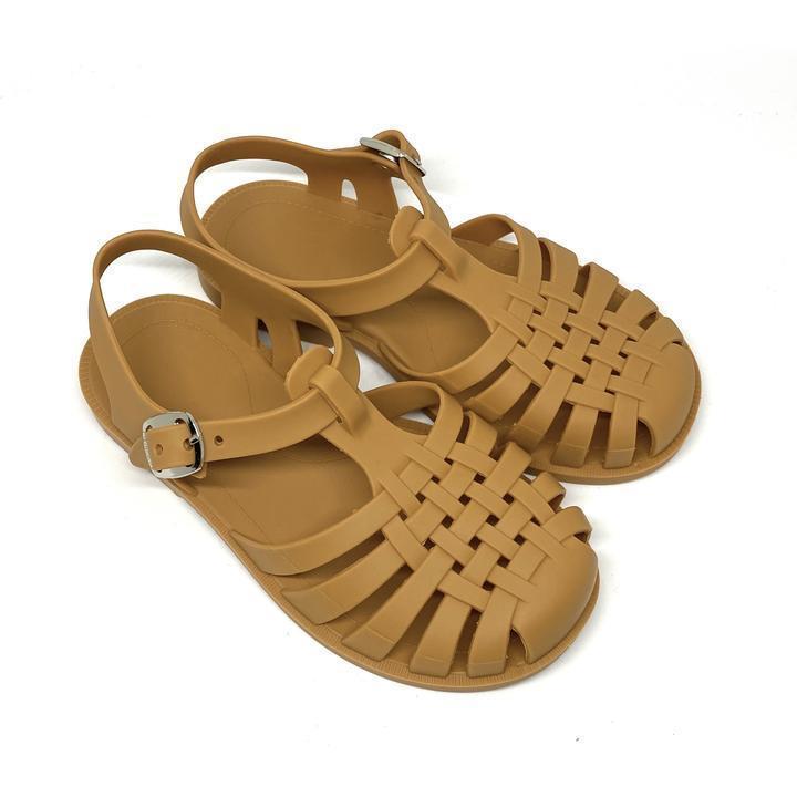Jelly Sandals - Terracotta | Trada Marketplace