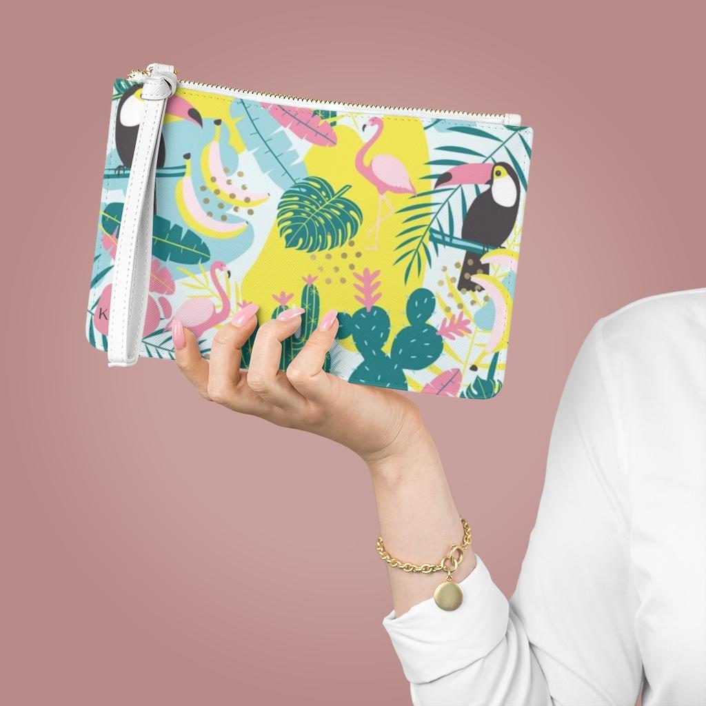 Tropicália Clutch Bag  | Trada Marketplace