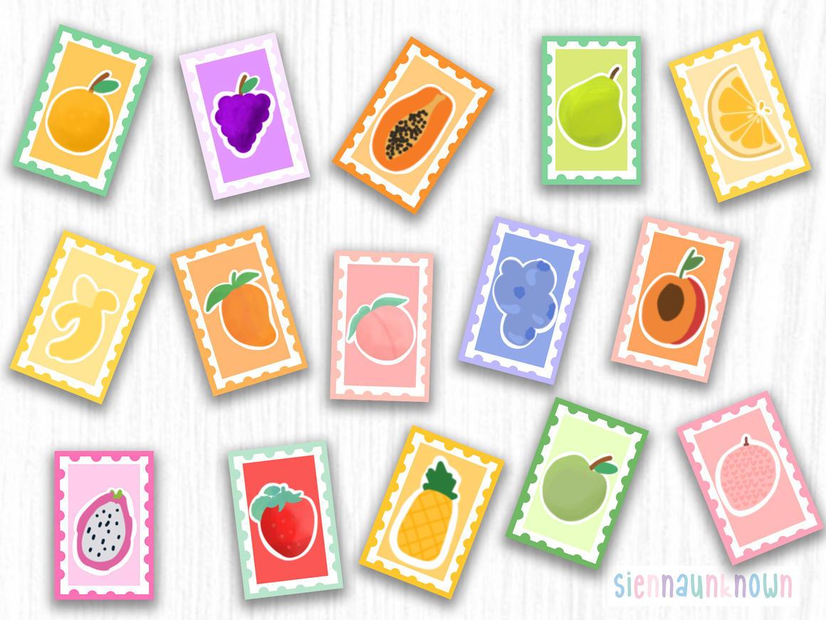 Fruit stickers | Trada Marketplace
