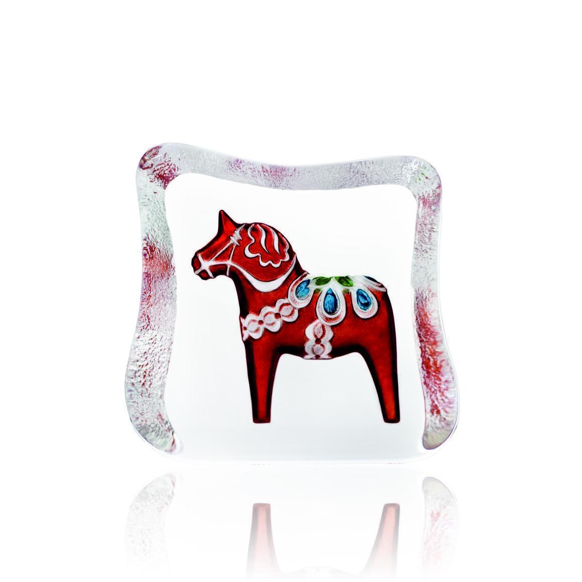 Dalecarlia Horse, red, traditional | Trada Marketplace