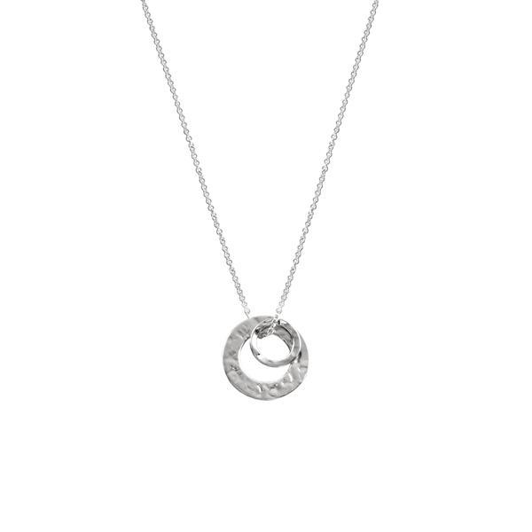 Double Circle Necklace | Trada Marketplace