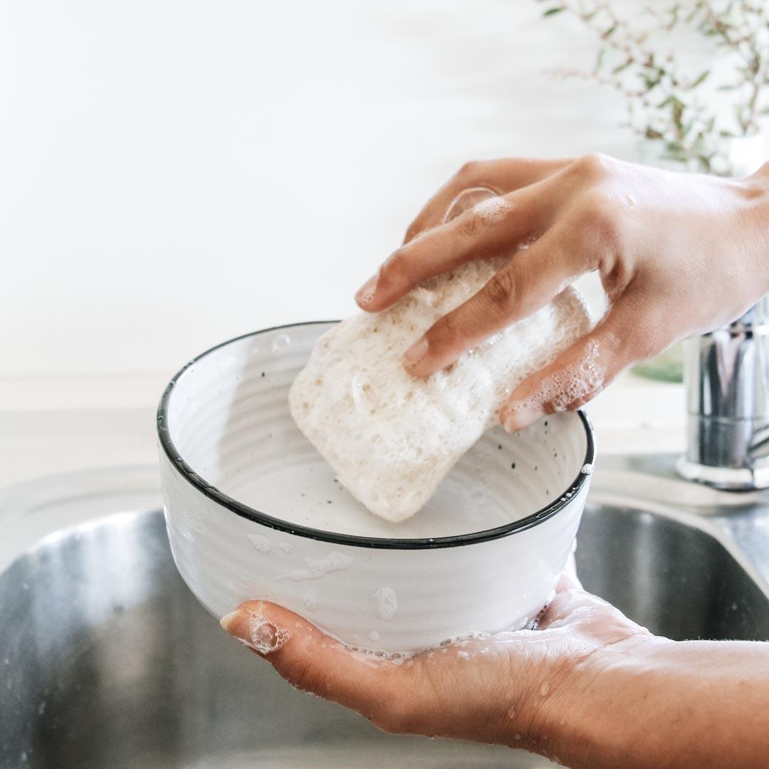 Dishwashing Loofah - Set of 4   Trada Marketplace