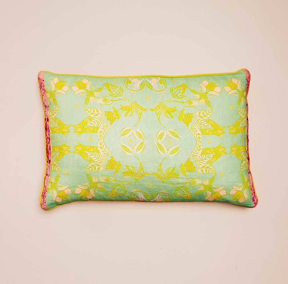 Tara Lumbar Cushion (double-sided)   Trada Marketplace