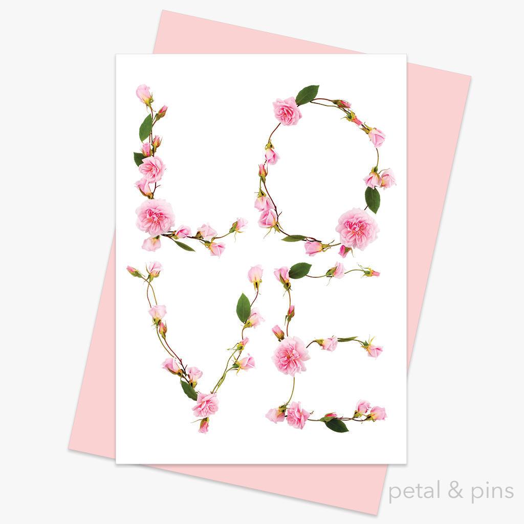 love greeting card | Trada Marketplace